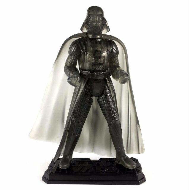 Prototype Star Wars Clear DARTH VADER 3.75'' Action Figure Collection Toy Doll
