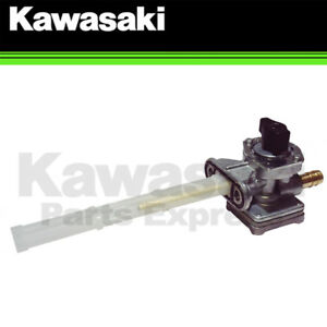 Kawasaki Vulcan 800 VN800 Fuel Tap Cock NEW Genuine OEM Parts 51023-1260