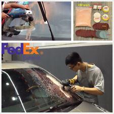 34 Pcs Car Windscreen Glass Deep Scratch Removal Polishing Kit 8 Oz Cerium Oxide Fits 2012 Chevrolet Cruze Lt