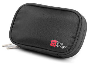 Memory Foam Protective Carry Case in Black For Doogee X5 / X5 Pro Smartphone