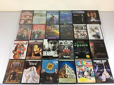 Lot Of 24 DVDs MOVIES LOT #C CHECK PICTURES WHOLESALE RESELL FLEA MARKET