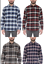 Jachs-Men-039-s-Brawny-Flannel-Shirt-Long-Sleeve-Cotton-Select-Color-amp-Size-NWT thumbnail 1