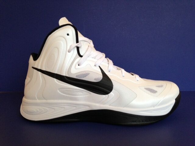 New NIKE sneakers HYPERFUSE TB mens basketball sneakers NIKE white 110 cfba3a