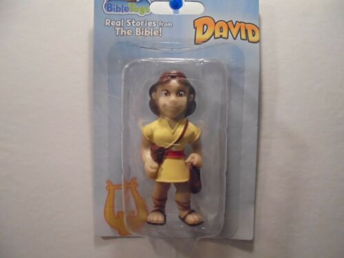 Bible Toys David 3 Inch Vinyl Figure Collect All 4 Of This Series Bible Studies