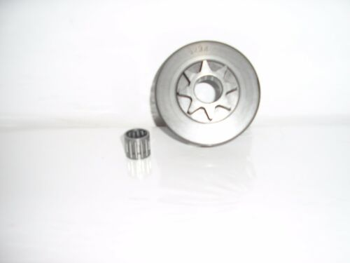 "601 70 JONSERED 60 3//8/"" 621 SPROCKET 66 NEEDLE BRG 62 70E 8 TOOTH DRIVE"