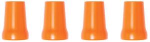 """4 3//4/"""" Round Nozzles for 3//4/""""Loc-Line® USA Original Modular Hose System #61502"""