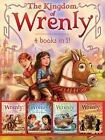 The Kingdom of Wrenly: The Kingdom of Wrenly 4 Books In 1! : The Lost Stone; the Scarlet Dragon; Sea Monster!; the Witch's Curse by Jordan Quinn (2016, Hardcover)