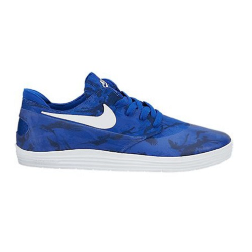 new style f21be fabf8 ... switzerland nike lunar oneshot sb wc skater chaussures sneaker noir  bleu 645019 401 008 sale.