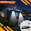 AC 100-277V 30-50W UL Listed Outdoor Landscape LED Flood Lights with Knuckle