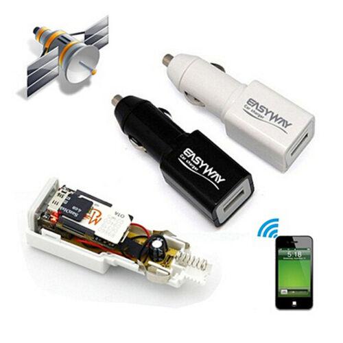 Chargeur de voiture localisateur GSM véhicule GPS Tracker TR Xg