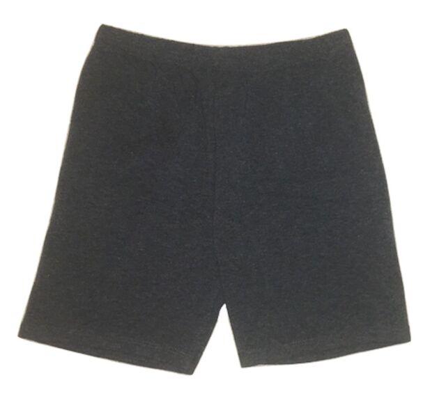 So Danca LO-09JS Women/'s Size Small Black Jersey Spandex Booty//Boy Shorts 4-6