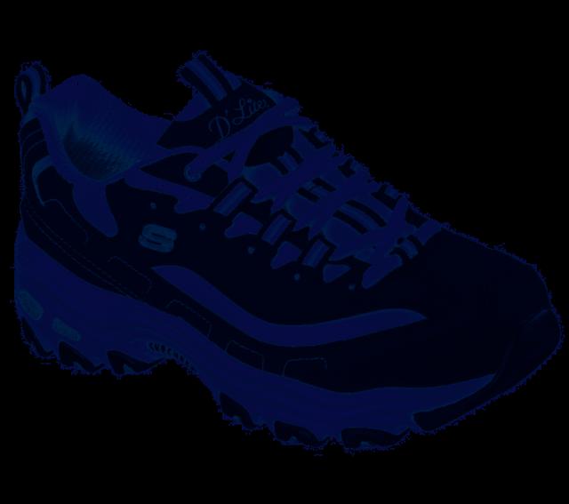 skechers memory foam shoes wide width