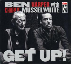 Ben Harper, Charlie Musselwhite - Get Up - DELUXE - DIGI CD+DVD NEU - Elchingen, Deutschland - Ben Harper, Charlie Musselwhite - Get Up - DELUXE - DIGI CD+DVD NEU - Elchingen, Deutschland