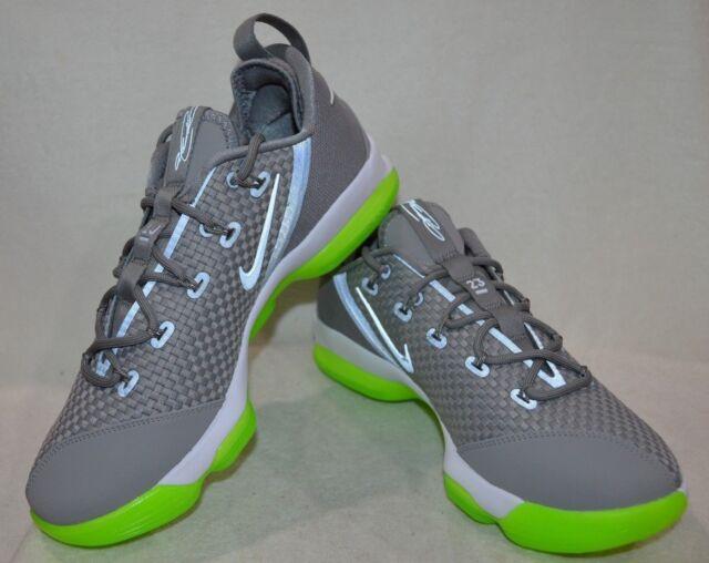 85630900c19 Nike LeBron XIV Low Dust Reflect Silver Men s Basketball Shoes-Asst Sizes  NWB