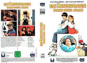 VHS-Ein-Satansbraten-kommt-selten-allein-John-Ritter-Michael-Oliver-1991
