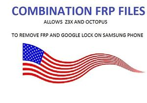 Details about FRP Combination File for any Samsung phone remove FRP and  Google account galaxy