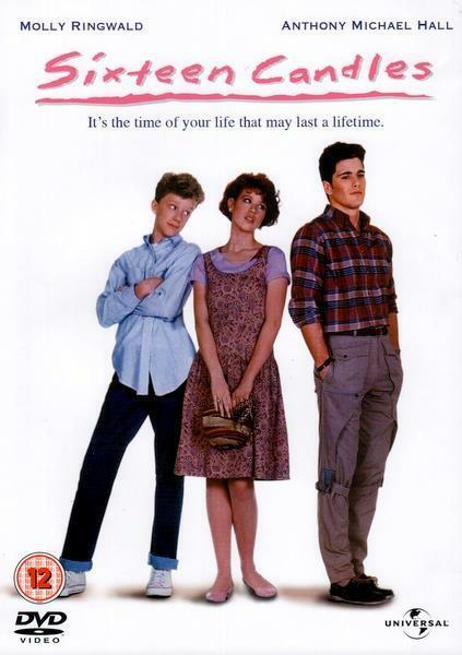 Sixteen Candles (DVD / Molly Ringwald / John Hughes 1984)