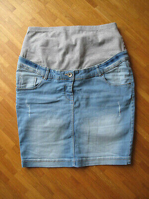 Yessica ♥ Jeans Rock ♥ Minirock ♥ Gr. 38 ♥ Damenrock ♥ Umstandsrock ♥ C&a Dinge Bequem Machen FüR Kunden