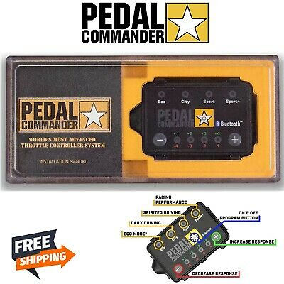 Ford Models Bluetooth Pedal Commander Throttle Response Controller for all 2011