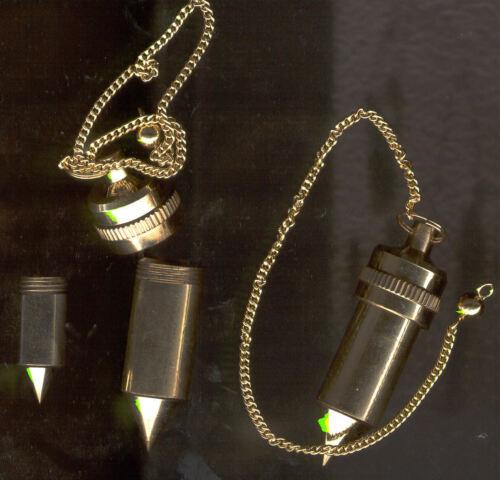 Pendulum Metal Detachable in Three Pieces @3@