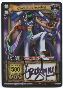 Greg-Ayres-Cabaji-The-Acrobat-Foil-One-Piece-Signed-Trading-Card-Auto