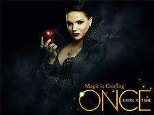 """018 Once Upon A Time Fairy Tale Emma Season 1 2 3 4 USA TV 21x13/"""""""