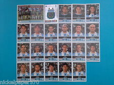 Panini Copa America Argentina 2011 Team Argentina Completo