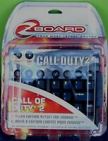 Steelseries / Ideazon Zboard Call Of Duty 2 Limited Ed Gaming Keyset - Brandnew