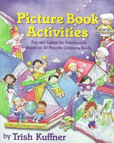 Picture Book Activities Fun And Games For Preschoolers Based On 50