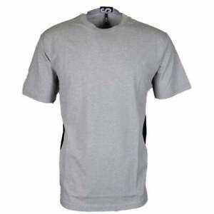 girocollo shirt grigia Bu90497 nera T Bj10289 xHq0wPt