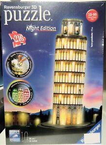 Puzzles & Geduldspiele Ravensburger 3D Puzzle Schiefer Turm von Pisa,Originalverpackt!!