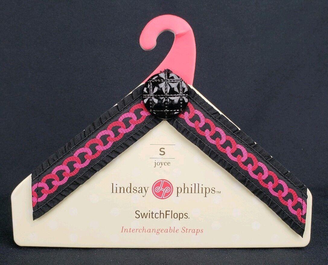 Lindsay Phillips Joyce Small US 5 6 SwitchFlops Interchangeable Straps G