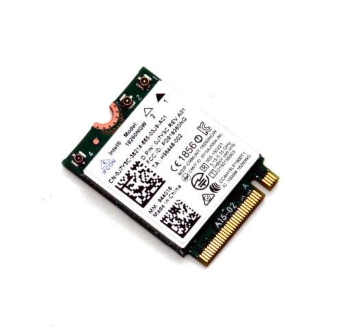 Dell Latitude E7470 Wireless Bluetooth 4.2 Card J7Y3C WLAN 802.11ac