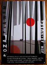 Down by Law - Jarmusch - Tom Waits, Roberto Benigni - Polish Poster