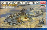 Ah-1w Super Cobra Nts Night Targeting System Helicopter 1/35 Academy 12702 Misb