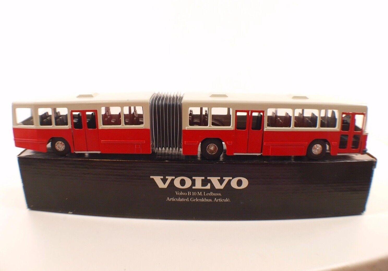 Volvo 280572 bus volvo b10m. ledlbuss articulated bus new condition box mib 1 50