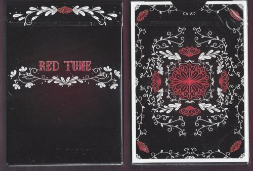 1 DECK Red Tune playing cards from Aloys Studio
