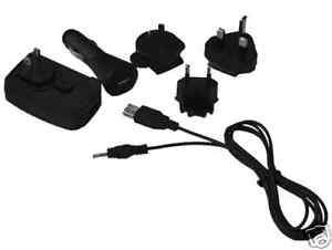 All-in-one-Charger-Kit-Archos-AV500-400-Range-AND-MORE-mains-car