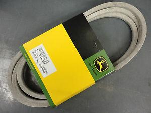 s l300 john deere genuine oem transmission drive belt m110367 lx172 lx173