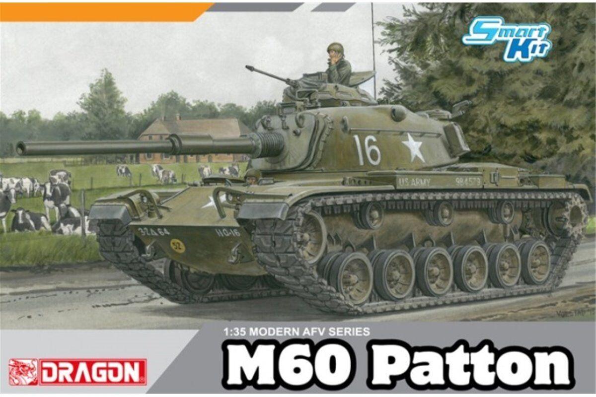 DRAGON 3553 1 35 M60 Patton
