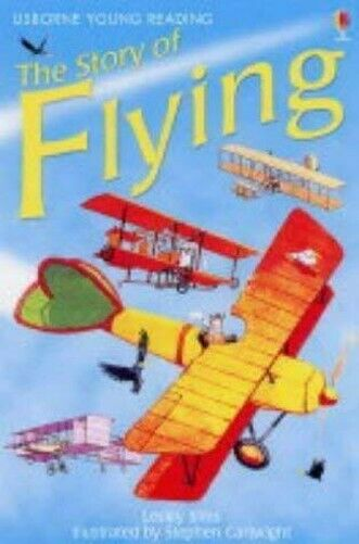Story Of Flying Taschenbuch Usborne Young Lese