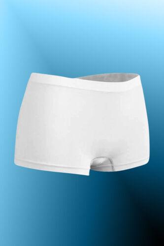 6 ST Da Donna Hipster Hot Pants Panty Shorts Microfibra Biancheria Intima SACCHETTI SOTTOVUOTO
