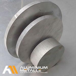 aluminium 100 bis 250mm aluscheibe ronde alu alcumgpb stab aluronde ebay. Black Bedroom Furniture Sets. Home Design Ideas