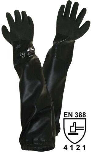 arena rayos estanque cuidados Emisor-handsc huhe 70cm strahlmittel-estanque