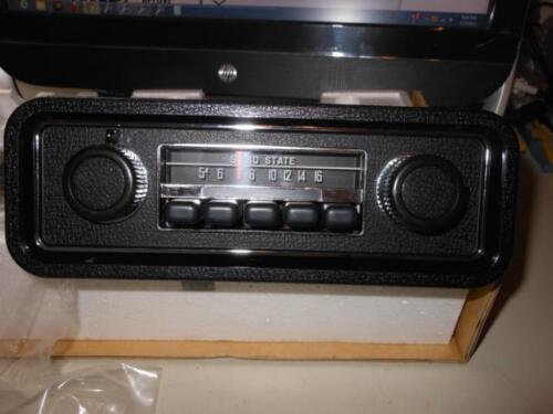 NOS Vintage 1970 VW Volkswagen Sedan AM Radio Speaker Kit Ranger by Tenna