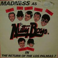 "Madness(7"" Vinyl P/S)The Return Of The Los Palmas-Stiff-BUY 108-UK-VG/VG"