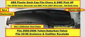 Image Is Loading Chevy Gmc Suburban Yukon Denali Tahoe Avalanche Dash