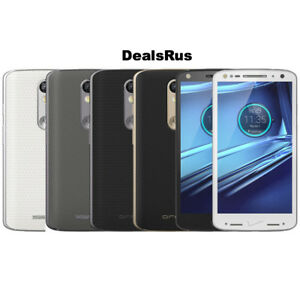 Motorola-Droid-Turbo-2-XT1585-32GB-Verizon-GSM-Unlocked-4G-LTE-Smartphone-USED