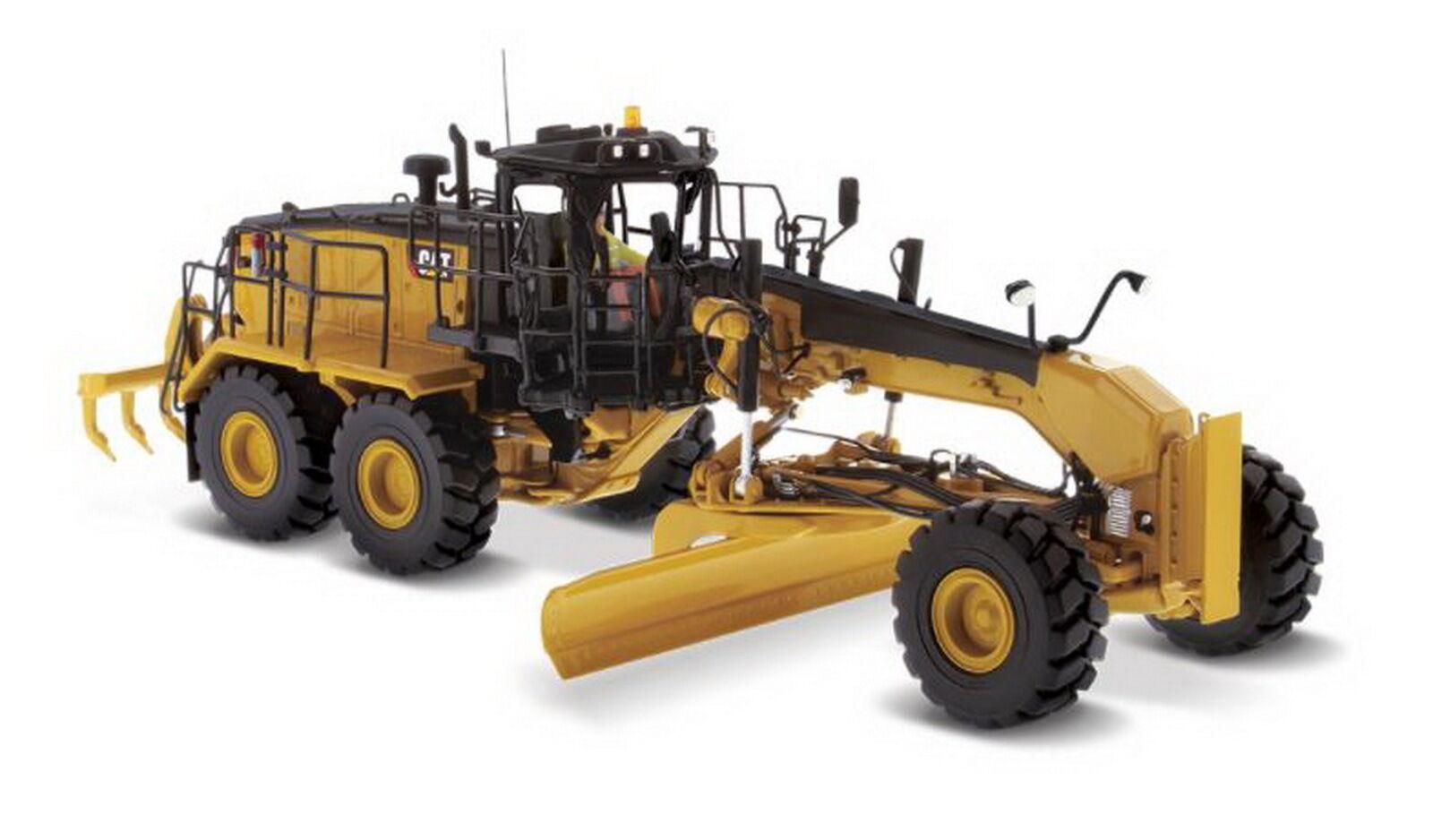 1   50 dm caterpillar katze 18m3 - klasse ein diecast modell   85521