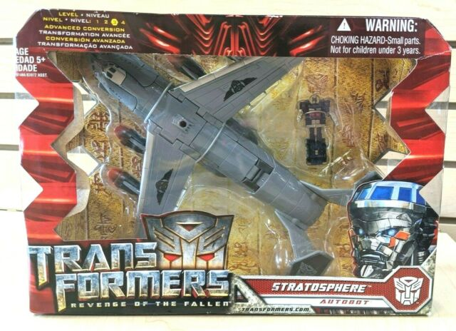STRATOSPHERE AUTOBOT TRANSFORMER ROTF 2009 Voyager class - NEW IN BOX